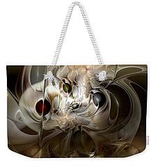 Spiritual Chops Weekender Tote Bag by Casey Kotas