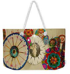 Spiritual Decoration Weekender Tote Bag