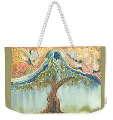Spiritual Embrace Weekender Tote Bag