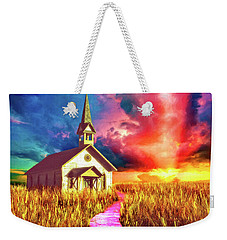 Spiritual Event Weekender Tote Bag