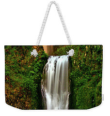 Spiritual Falls Weekender Tote Bag by Scott Mahon