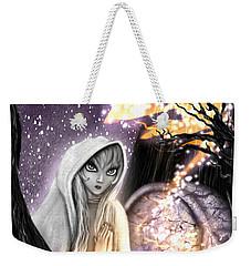 Spiritual Ghost Fantasy Art Weekender Tote Bag