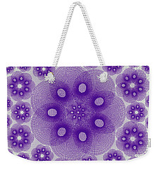Spiro Light Weekender Tote Bag