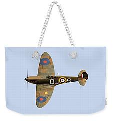 Spitfire Mk 1 R6596 Qj-s Weekender Tote Bag