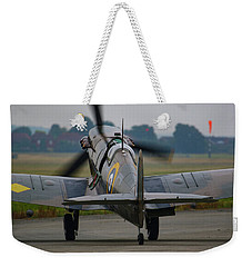 Spitfire Start Up Weekender Tote Bag