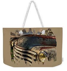 Spittin Rust Weekender Tote Bag
