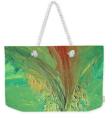 Splash Weekender Tote Bag by Karen Nicholson