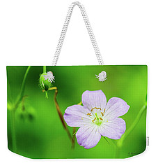 Splash Of Color Weekender Tote Bag