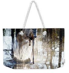 Splash Splash Weekender Tote Bag
