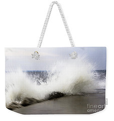 Weekender Tote Bag featuring the photograph Splash by Tara Lynn