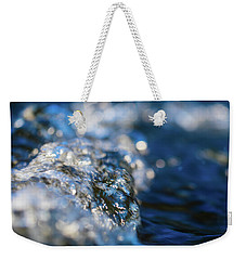 Splash Three Weekender Tote Bag