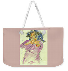 Splashed With Fun Weekender Tote Bag