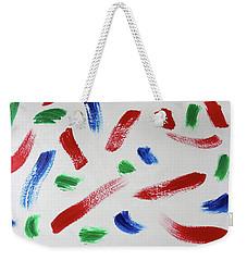 Splatter Weekender Tote Bag