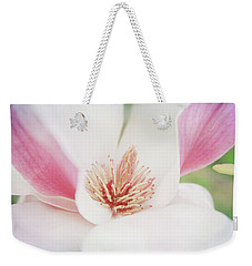 Weekender Tote Bag featuring the photograph Splendid Spring by Toni Hopper