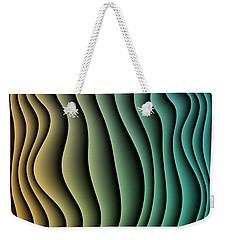 Split Infinities Weekender Tote Bag