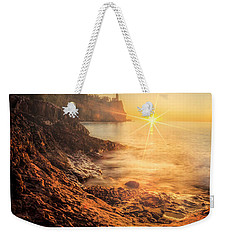 Split Rock Glory Weekender Tote Bag