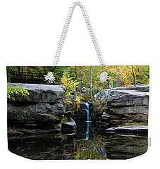 Split Rock In October #1 Weekender Tote Bag
