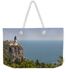 Split Rock Lighthouse Weekender Tote Bag