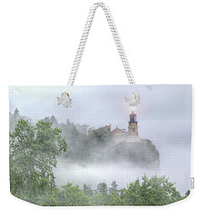 Split Rock Lighthouse Lake Superior North Shore Weekender Tote Bag