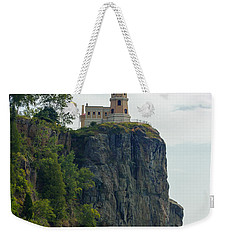 Split Rock Lightouse Weekender Tote Bag