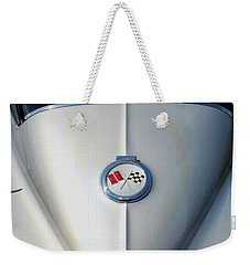 Split Window Weekender Tote Bag