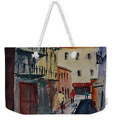 Spofford Street2 Weekender Tote Bag by Tom Simmons