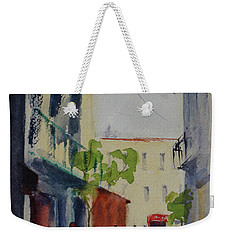 Spofford Street3 Weekender Tote Bag by Tom Simmons