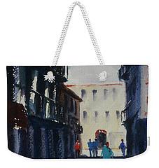 Spofford Street4 Weekender Tote Bag