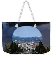 Spokane Near Perfect Nature Weekender Tote Bag