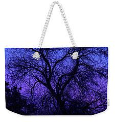 Spooky Tree Weekender Tote Bag