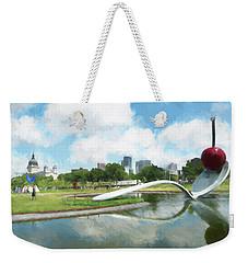 Spoon And Cherry Weekender Tote Bag