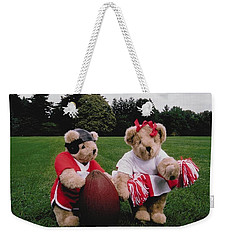 Sporty Teddy Bears Weekender Tote Bag