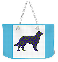 Spot Weekender Tote Bag by Now
