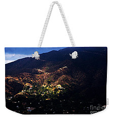 Spotlight From The Heavens Weekender Tote Bag