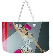 Spotlight On Gypsy -- #5 In Famous Flirts Series Weekender Tote Bag