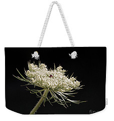 Spotlight On The Queen Weekender Tote Bag