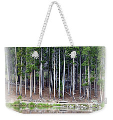 Sprague Lake 03 Weekender Tote Bag