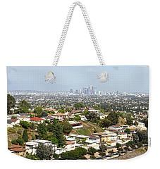 Sprawling Homes To Downtown Los Angeles Weekender Tote Bag