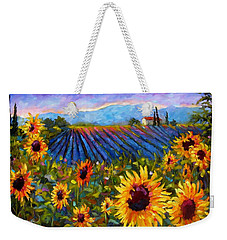 Spread A Little Sunshine Weekender Tote Bag