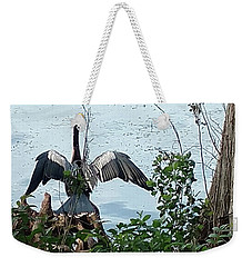Spread Your Wings Weekender Tote Bag by Steve Sperry
