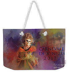 Sprezzatura Weekender Tote Bag by Jack Torcello