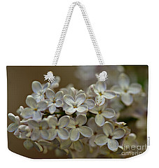 Weekender Tote Bag featuring the photograph Spring 2016 14 by Cendrine Marrouat