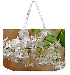 Weekender Tote Bag featuring the photograph Spring 2016 15 by Cendrine Marrouat