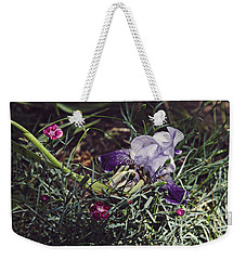 Weekender Tote Bag featuring the photograph Spring 2016 17 by Cendrine Marrouat