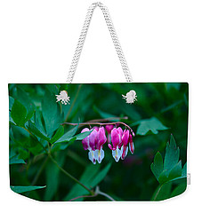 Weekender Tote Bag featuring the photograph Spring 2016 21 by Cendrine Marrouat