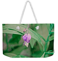 Weekender Tote Bag featuring the photograph Spring 2016 23 by Cendrine Marrouat