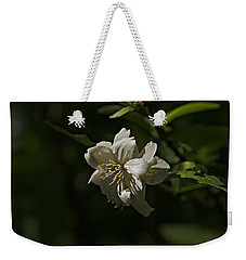 Weekender Tote Bag featuring the photograph Spring 2016 30 by Cendrine Marrouat