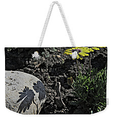 Weekender Tote Bag featuring the photograph Spring 2016 32 by Cendrine Marrouat