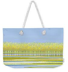 Spring Along The River Weekender Tote Bag