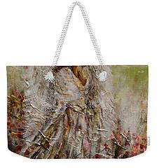 Spring Angel Weekender Tote Bag